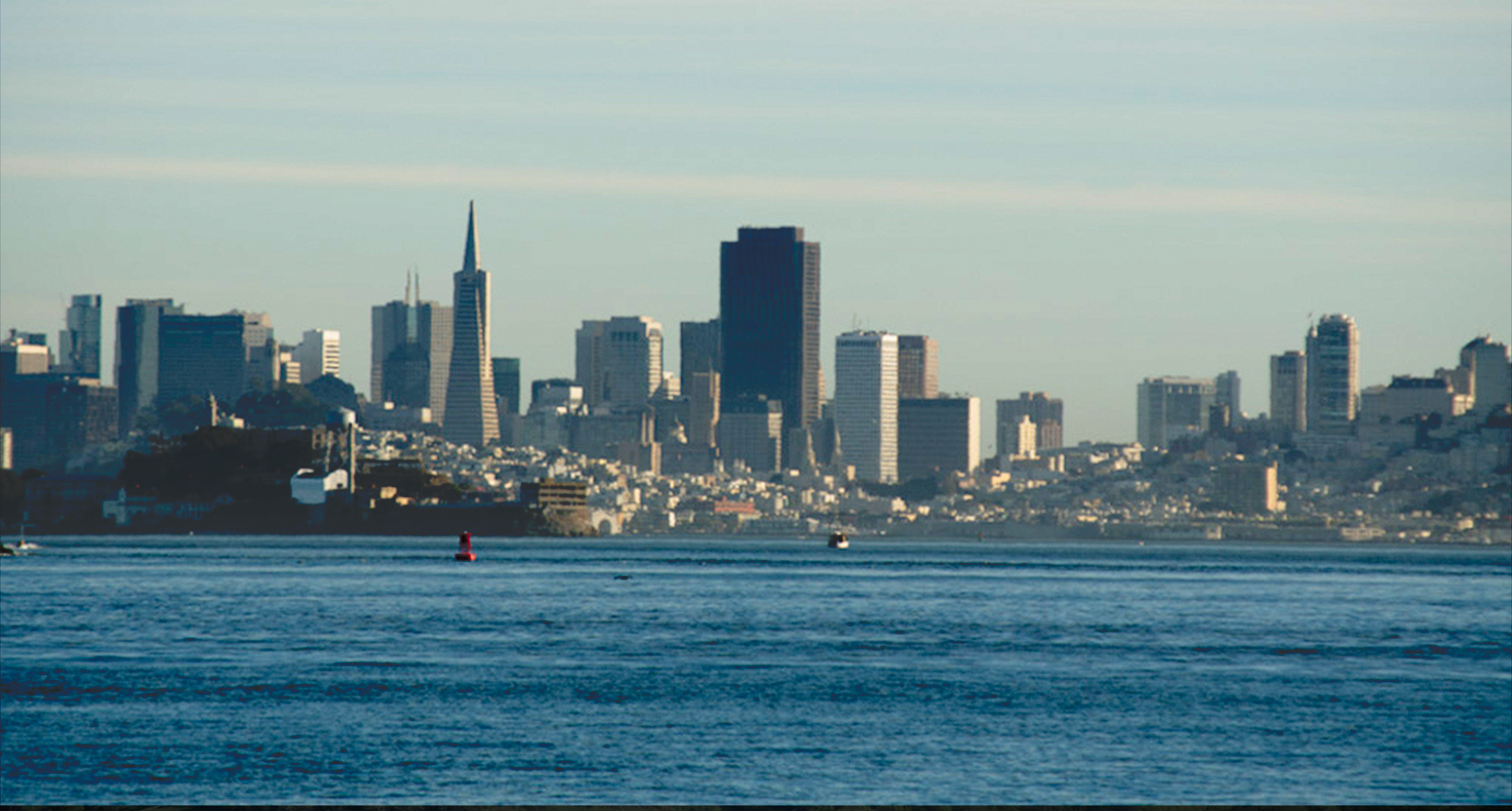 Results Rules OK, San Francisco skyline